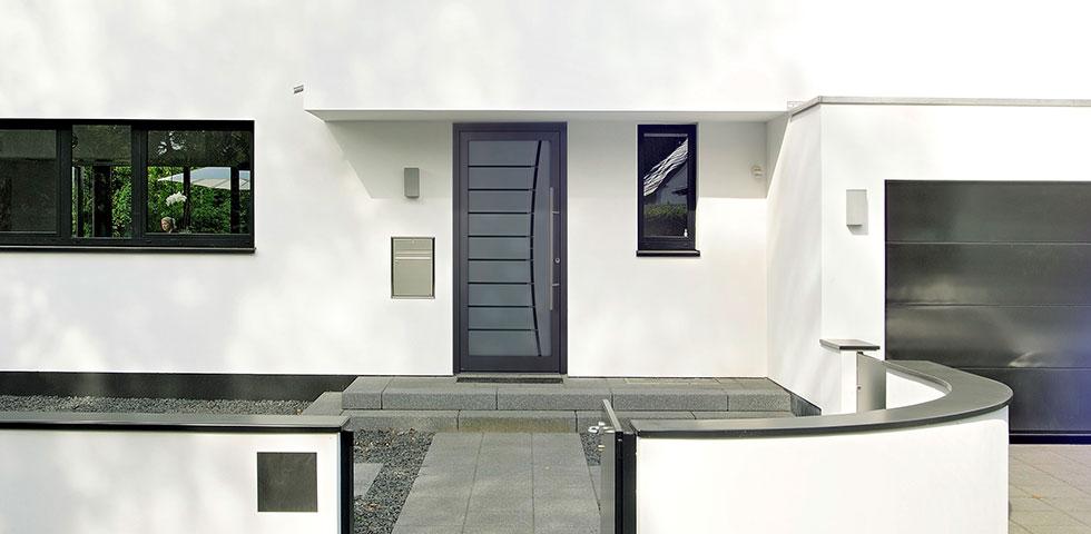 Porte D Ingresso Con Vetri Decorativi